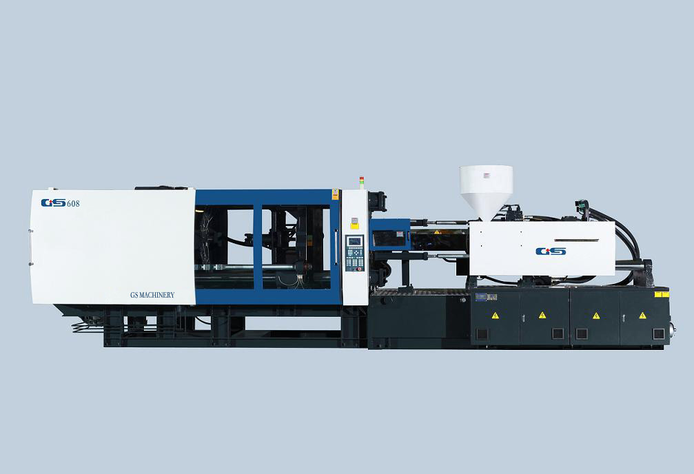 Heavy Duty Large Injection Molding Machine For Plastic Door Frame Making