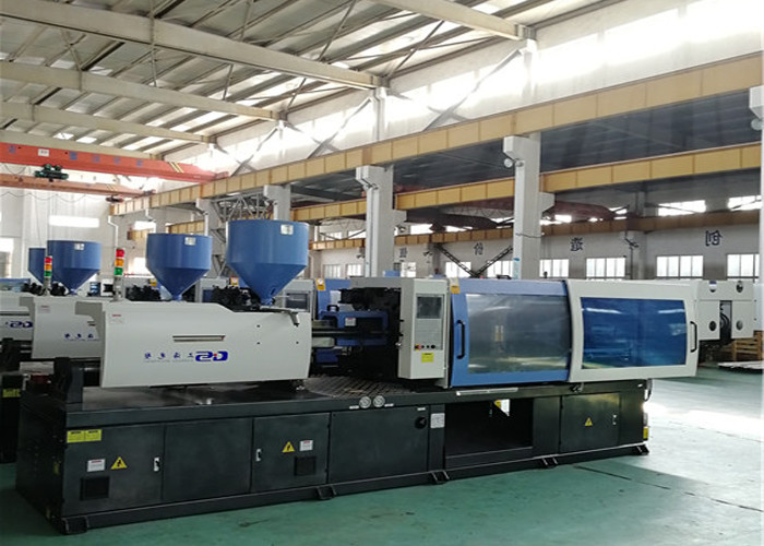 Double Color Injection Molding Machine , Plastic Comb Making Machine Energy Saving